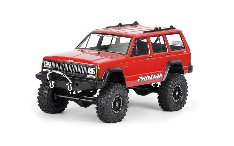 ProLine 1992 Jeep Cherokee