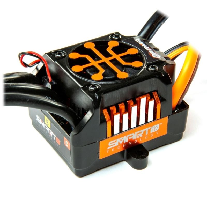 Firma 150A Brushless SMART Regler 3-6S LiPo, EC5