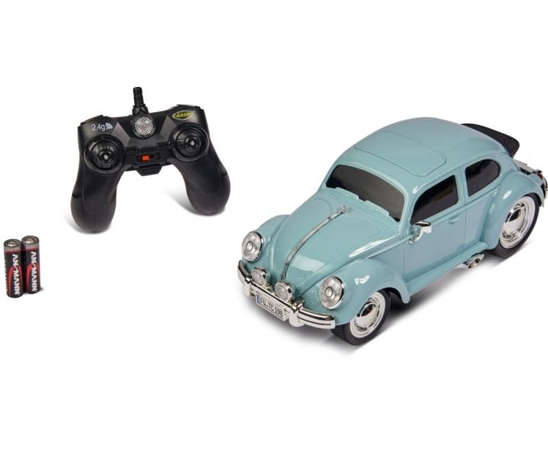 VW Käfer 1:14 2.4GHz 100% RTR taubenblau