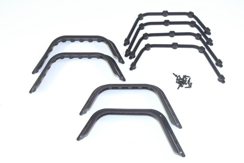 Universal Crawler Kotflügelverbreiterungssatz (4 )