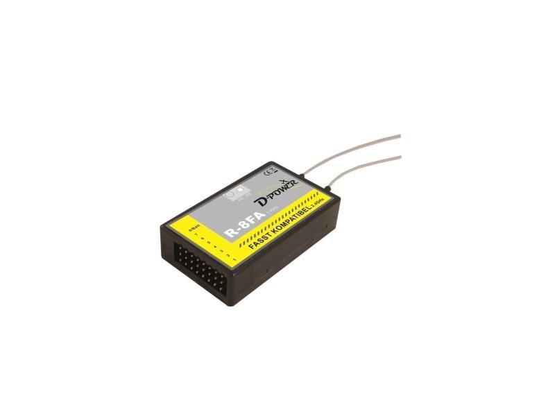 R-8FA - 2.4 GHz Empfänger FASST kompatibel