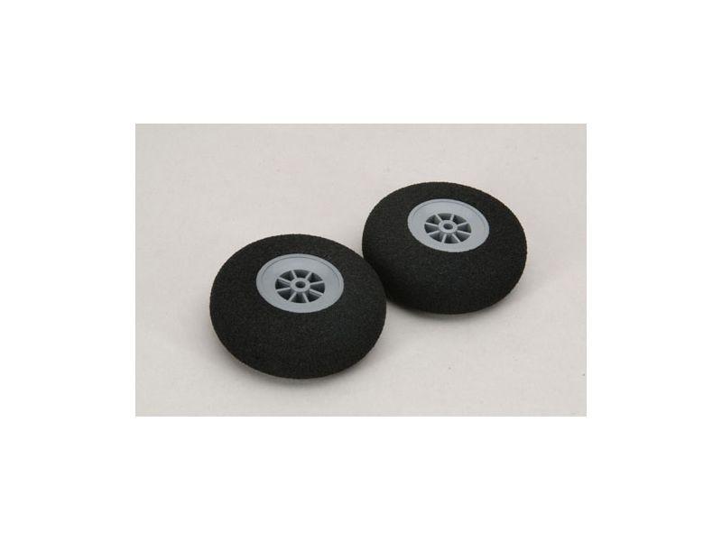 Mossgummi Räder 70mm (Paar)