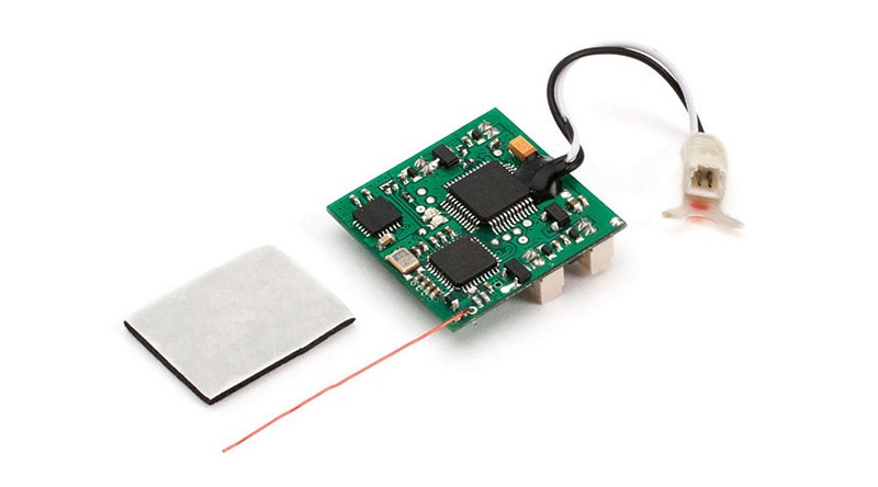 Blade Nano QX :  4-in-1 Kontrol Board, Rx/ESCs/Mixer/Gyros