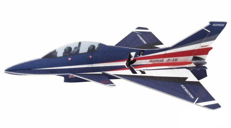 BK J-10 Indoor Edition 3D Jetmodell 640mm