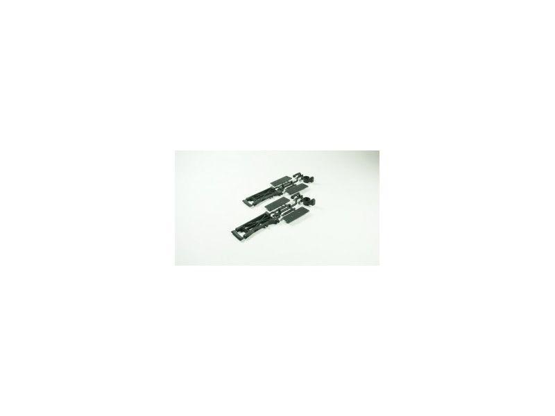 EVO Querlenker/Achsschenkel hinten unten 12mm (2) S104 EVO