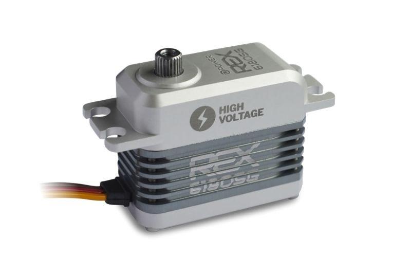 REX-6180SG HV Coreless Servo für Flächenmodelle (12kg/6V)