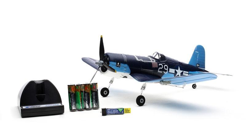Ultra-Micro F4U Corsair BNF mit AS3X