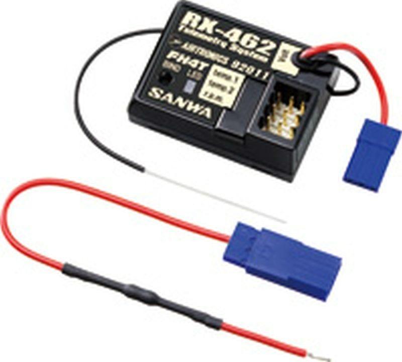 RX-462 Telemetrie System Empfänger für MT-4 2,4GHz FH4T