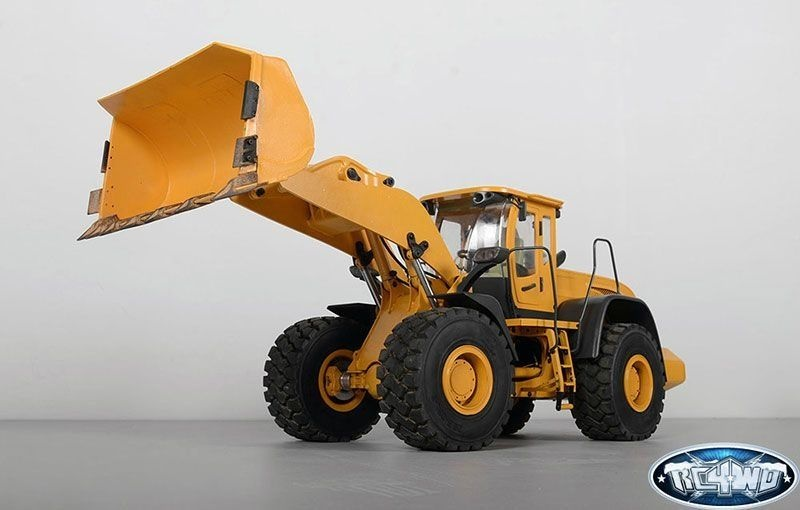 Scale Earth Mover 870K Hydraulic RC Radlader 1:14