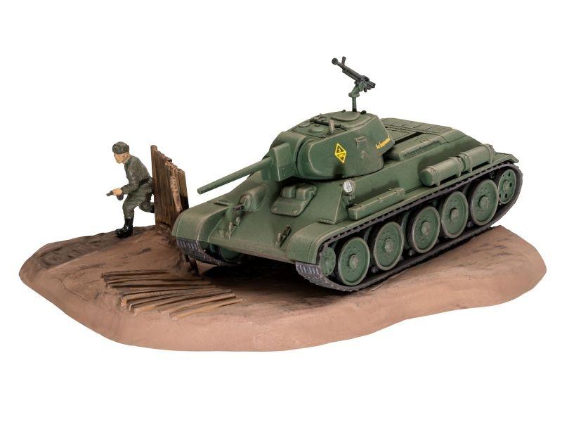 T-34/76 Modell 1940 Panzer Bausatz 1:76