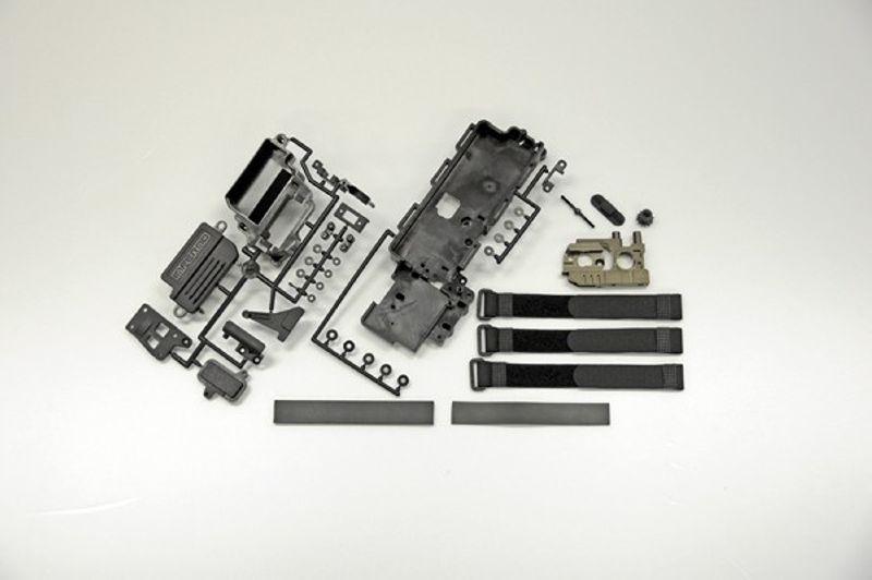 Umrüstsatz / Conversion Kit für Brushless 1:8 Inferno