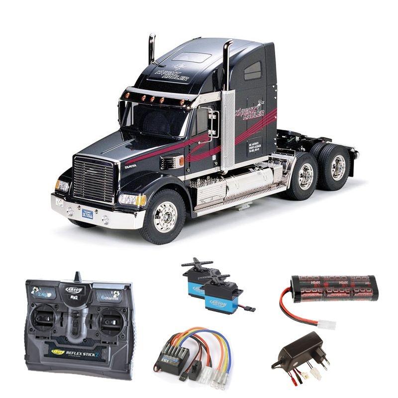 Truck Knight Hauler Komplettset
