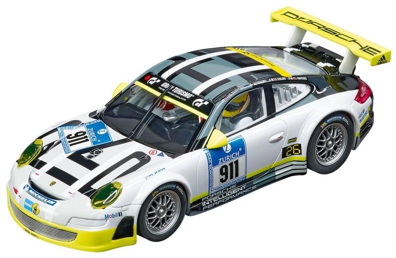 EVOLUTION 1/32 Porsche 911 GT3 RSR Mantey Racing Livery