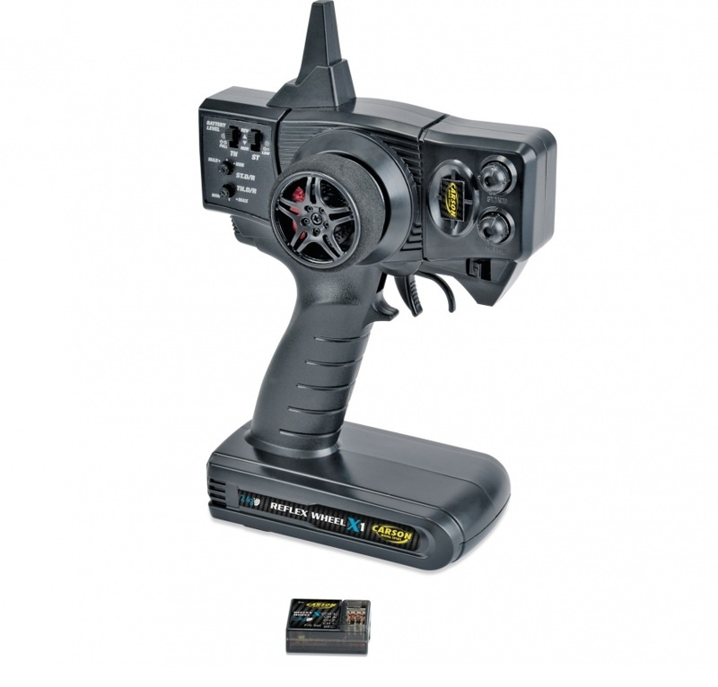 FS Reflex X1 2-Kanal Fernsteuerung 2.4Ghz Set