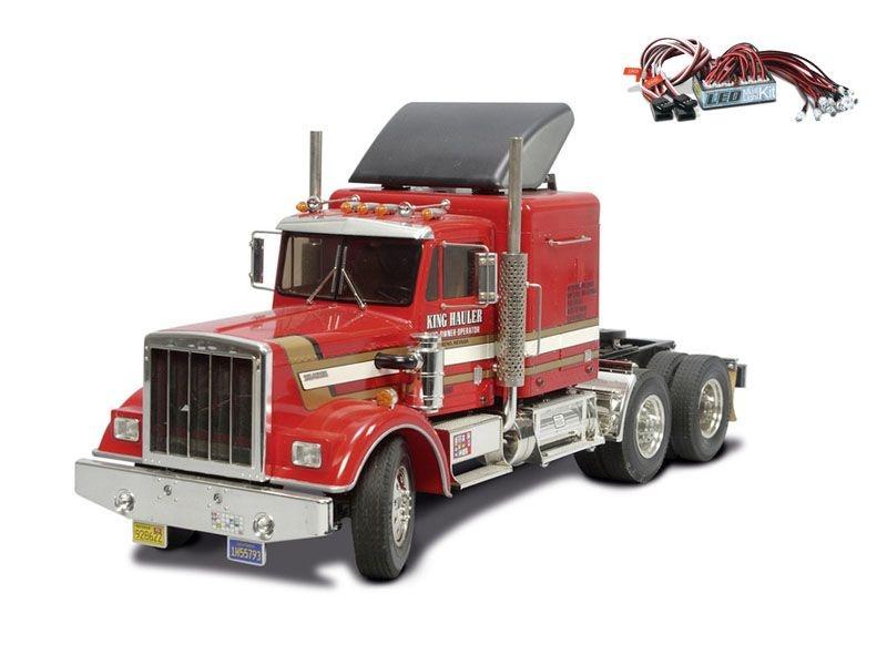 Truck King Hauler - Exklusiv + LED-Lichtset