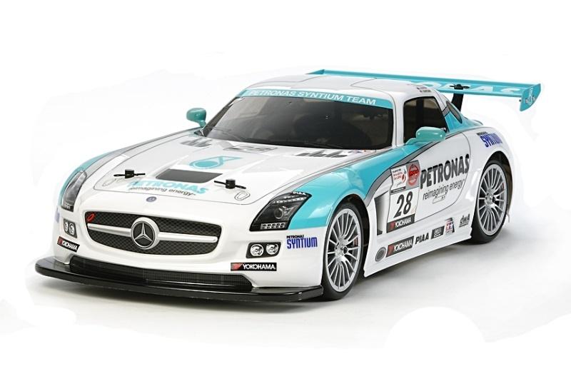 Mercedes-Benz SLS AMG GT3 Petronas TA-06 Bausatz 1:10