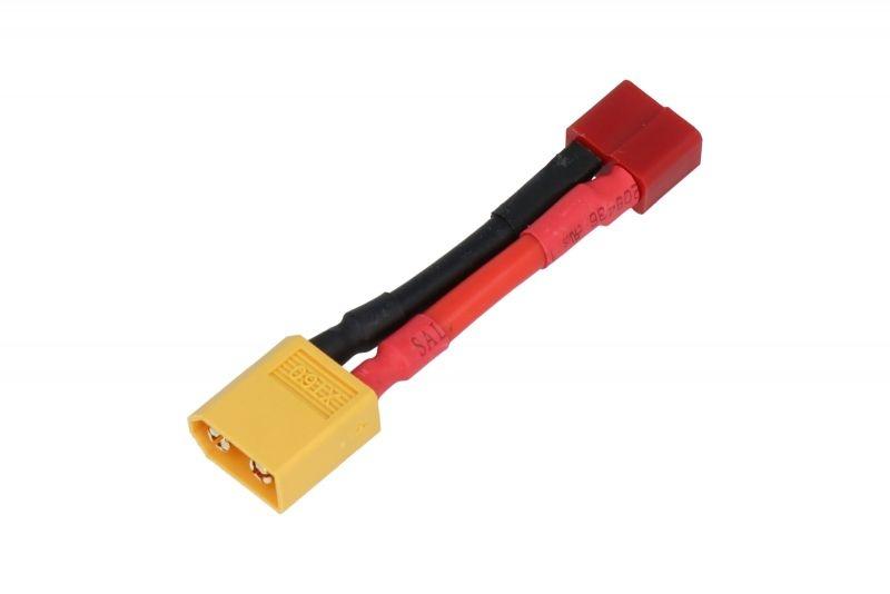 Adapter XT60 Stecker auf Dean Buchse