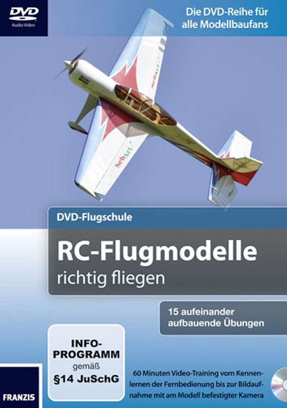 RC-Flugmodelle richtig fliegen DVD