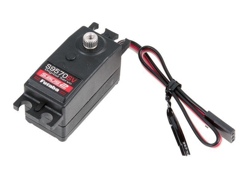 S9570SV MG BB Low-Profile Digital Servo 0,08s / 8,0kg