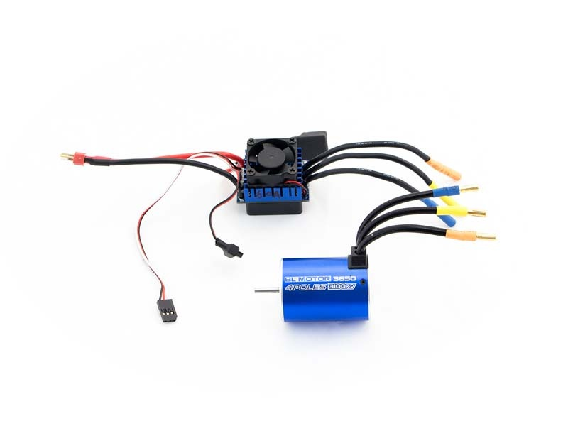 Brushless Combo 12T 1:10