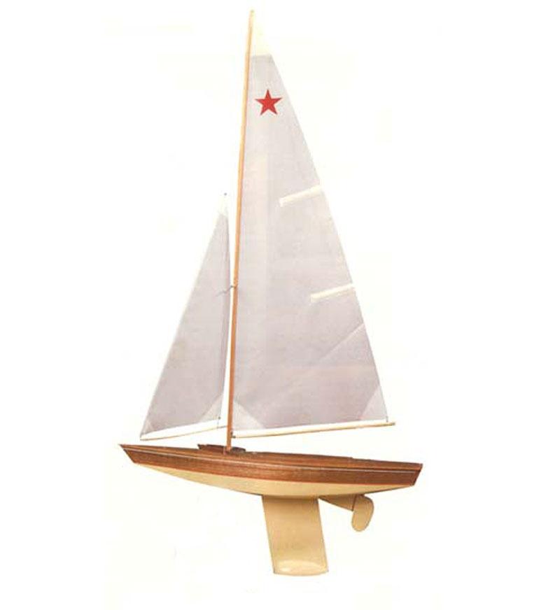 Star Class Segelboot RC Bausatz