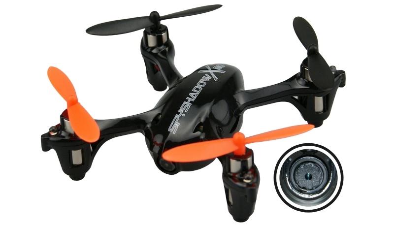 MINI UFO Spyshadow X80 4 Kanal Quadrocopter mit Kamera