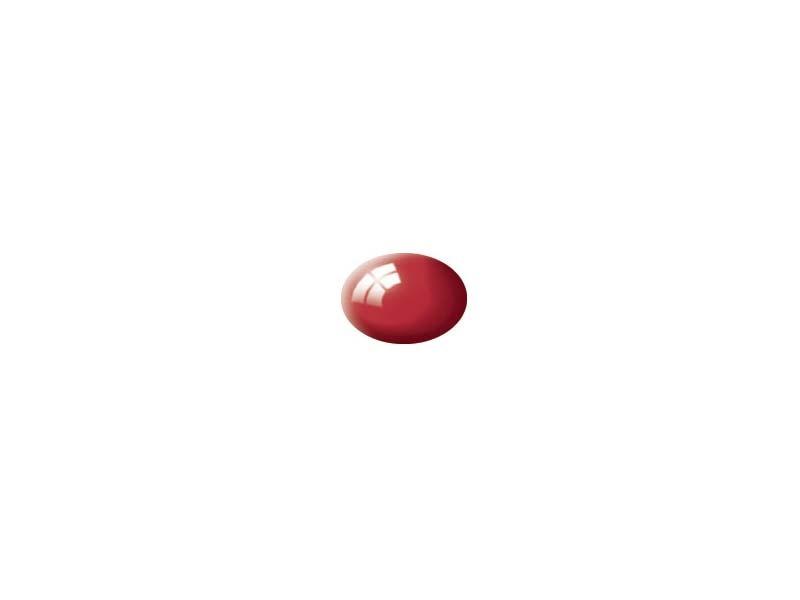 Aqua Color Ferrari-Rot, glänzend 18ml