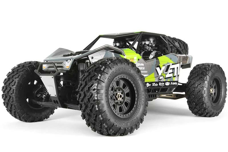 Yeti XL Monster Buggy 4WD Kit 1:8