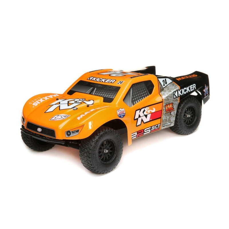 22S K&N 2WD SCT Brushless RTR mit AVC 1:10