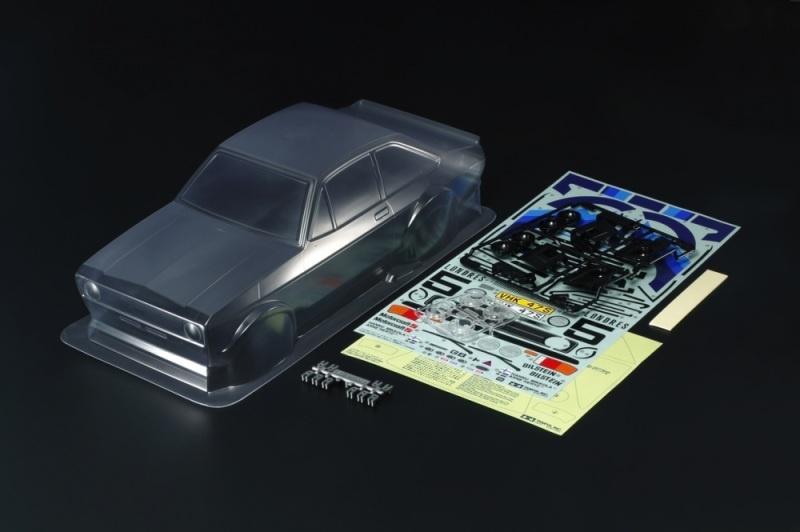 Karosserie-Satz Ford Escort Mk.II Rally RS239