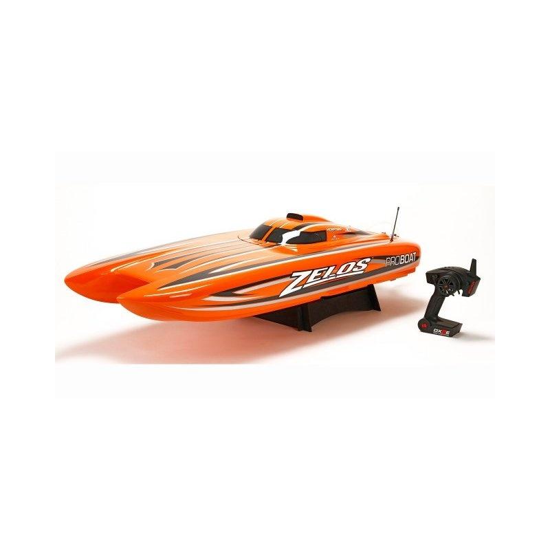 Proboat Zelos 48-Inch Catamaran BL RTR