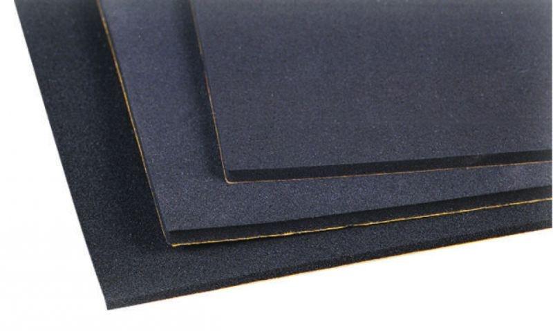 Moosgummiplatte 3mm 300x200 selbstklebend