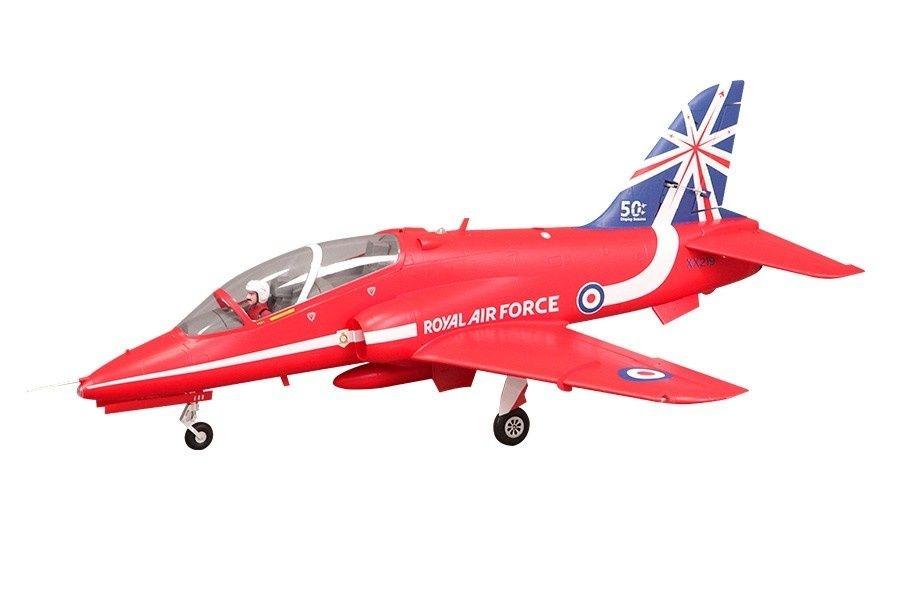 BAE Hawk Jet EDF 80mm PNP - 104 cm