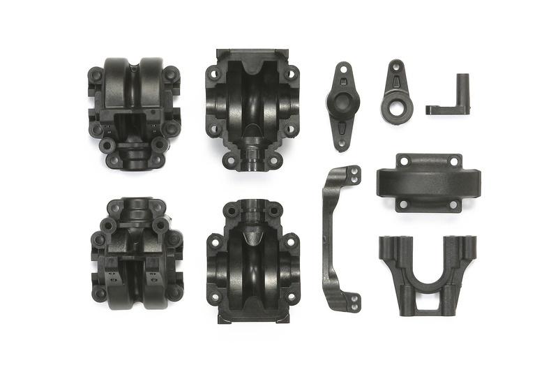 A-Teile Getriebegehäuse vorn verstärkt DB02