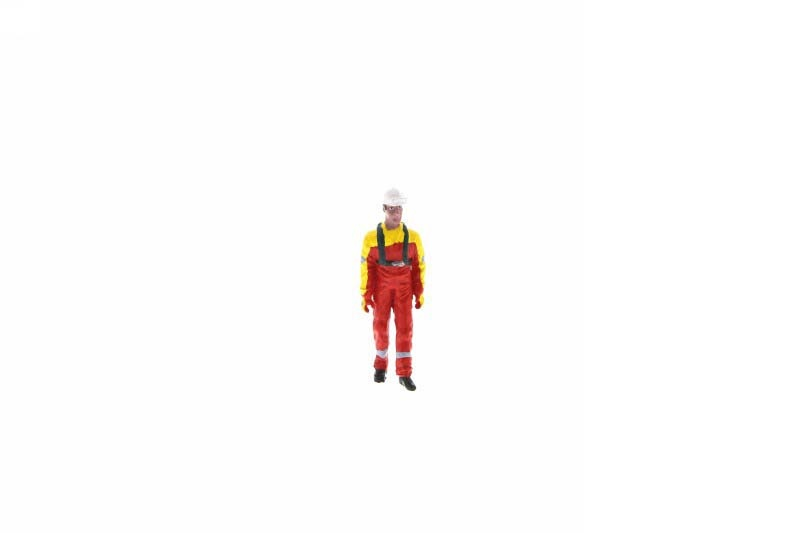 Chief stehend M1:32Figur