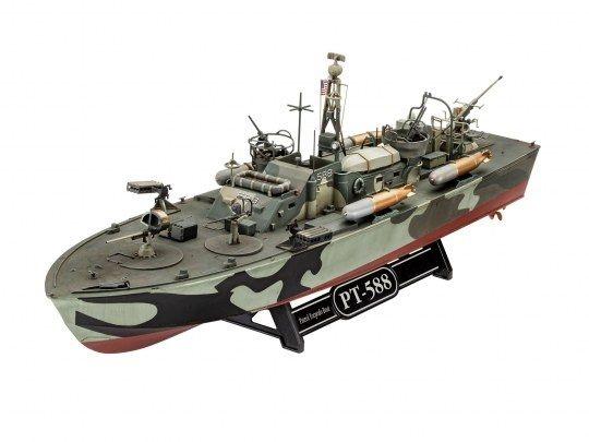 Patrol Torpedo Boat PT-579 / PT-588 1:72