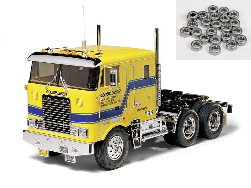 Truck Globe Liner + ball bearings