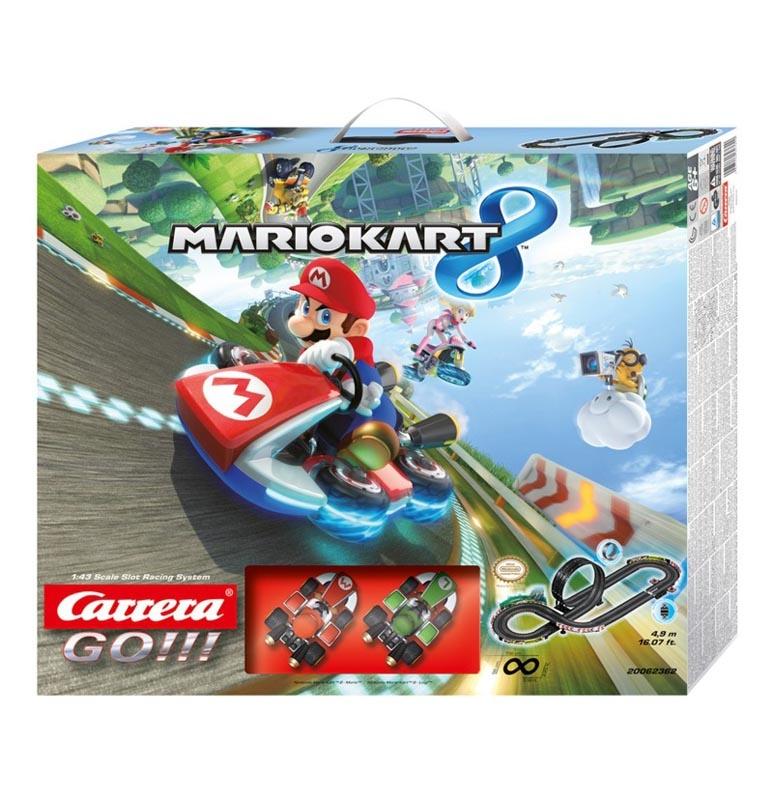GO!!! Startpackung Nintendo Mario Kart 8