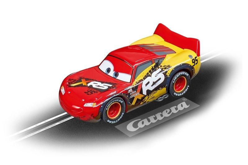 GO!!! Disney·Pixar Cars - Lightning McQueen - Mud Racers