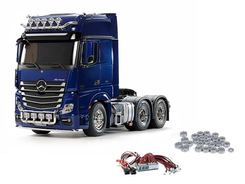 Mercedes Benz Actros 3363 Giga Space 6x4 Pearl Blue Edition