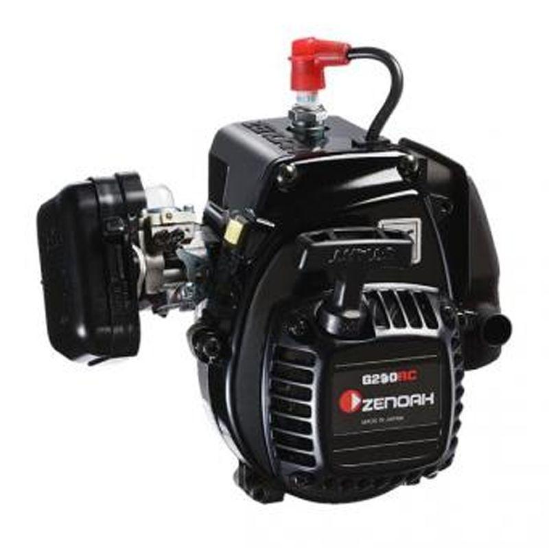 Zenoah G290RC 28,5ccm Motor (inkl. Kupplung, Filter, Reso)