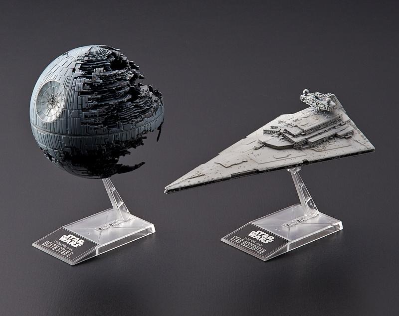 Death Star II 1:2700000 + Imperial Star Destroyer 1:14500