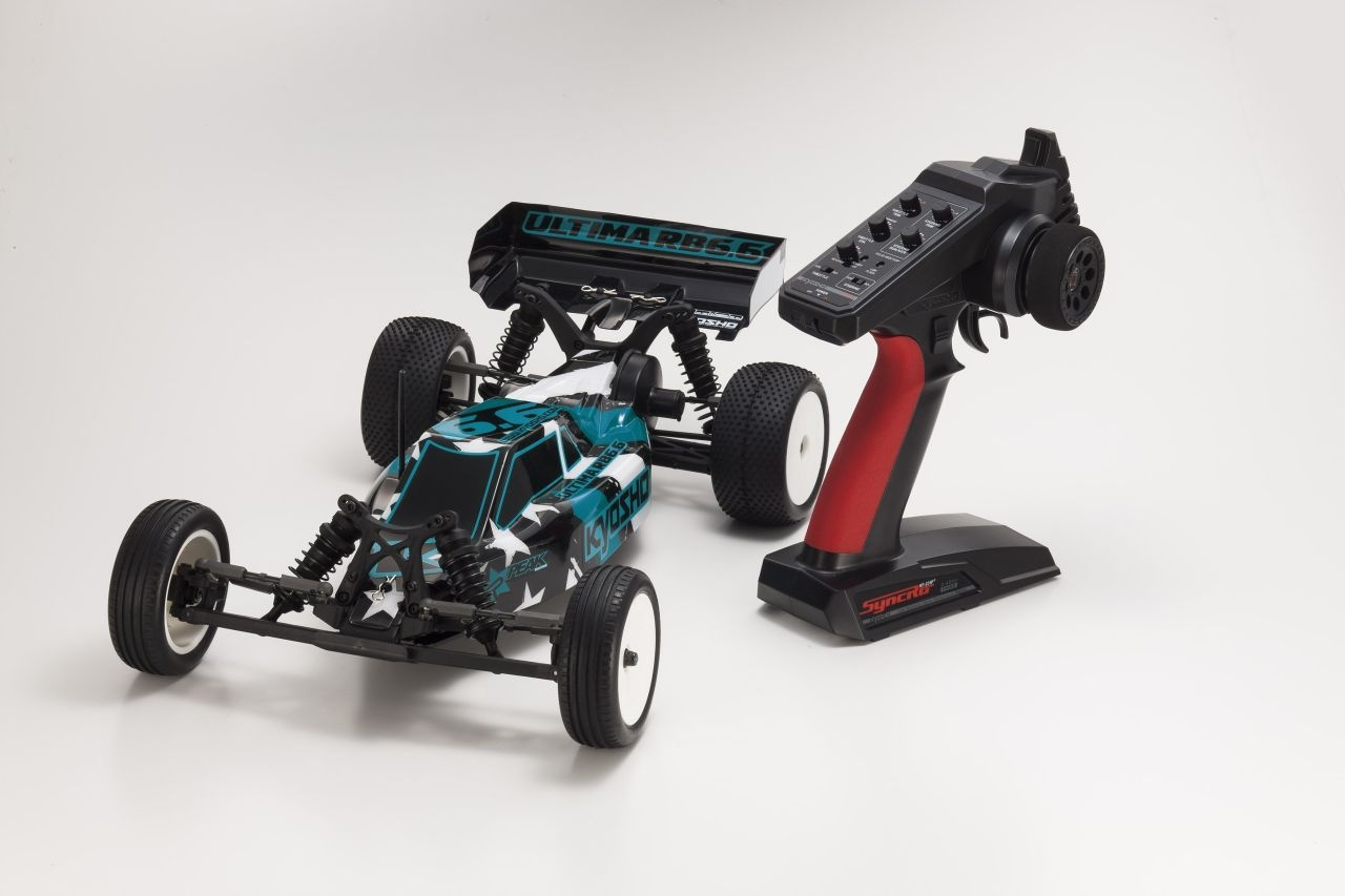 ULTIMA RB6.6 1:10 2WD Readyset