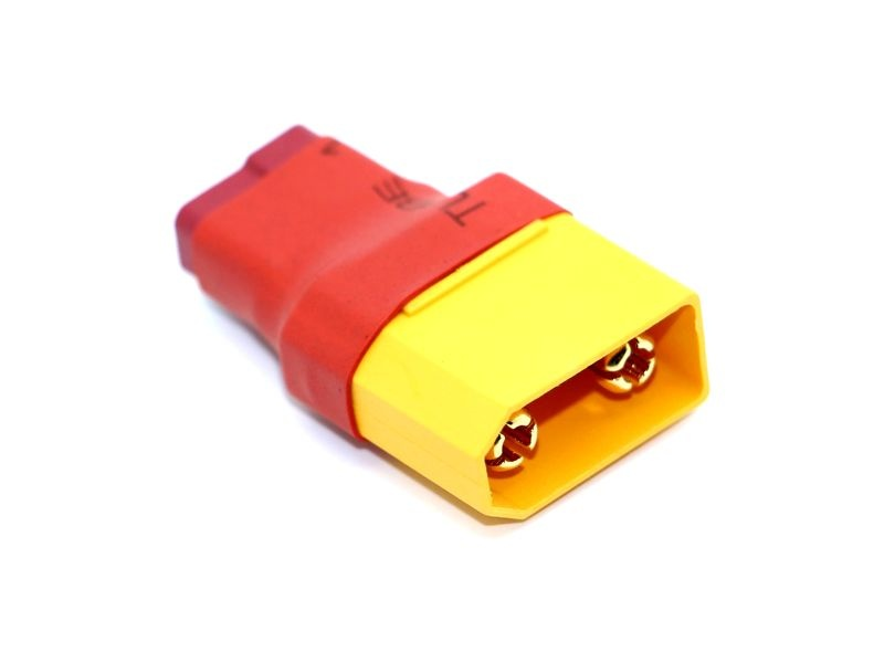 Adapter - Kompakte Version - Ultra-T Stecker zu XT90 Battery