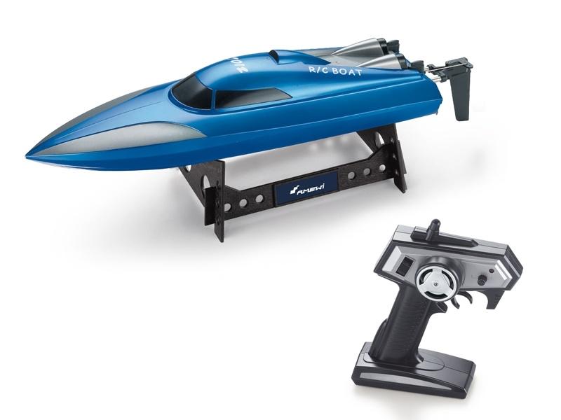 Speedboot 7012 Mono blau 2,4GHz RTR - 25km/h