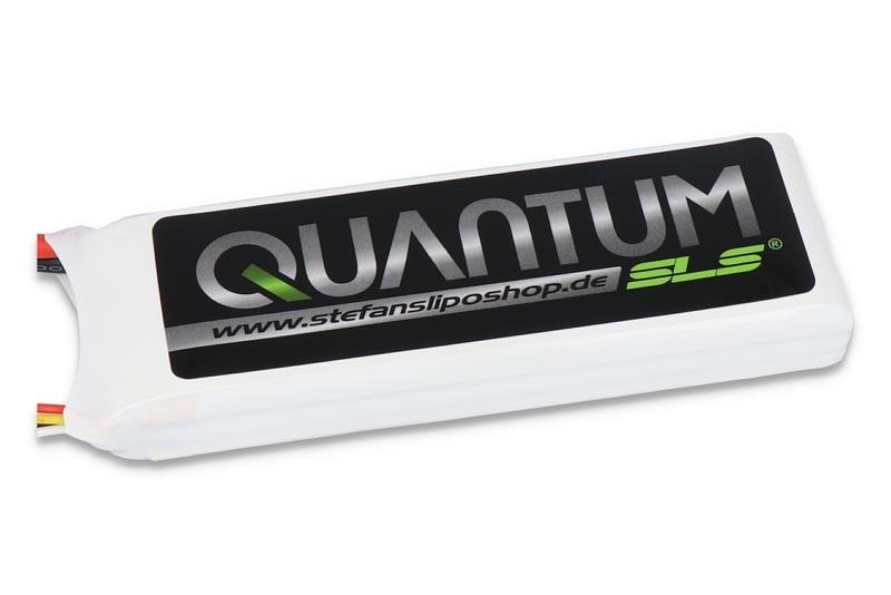 Quantum LiPo Akku 2700mAh 3S1P 11,1V 40C/80C, XT60
