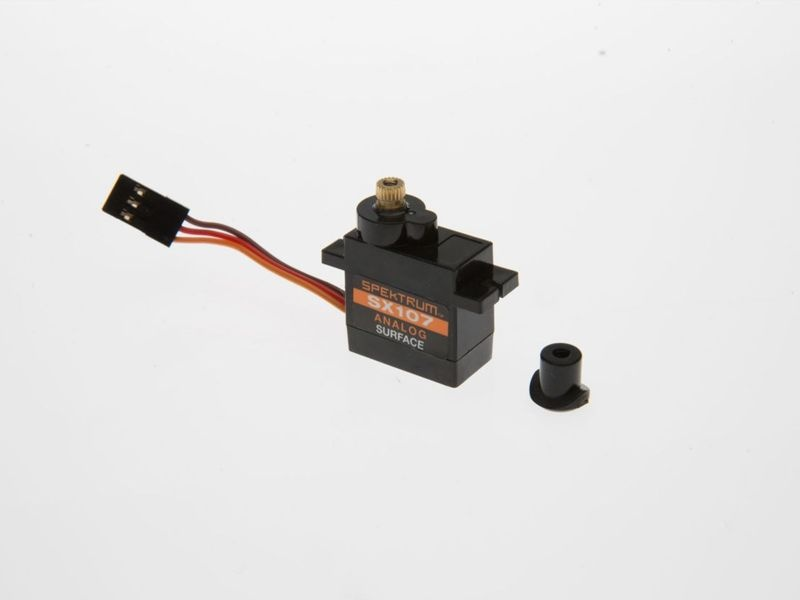 SX107 Micro Servo mit Metallgetriebe für Axial Capra