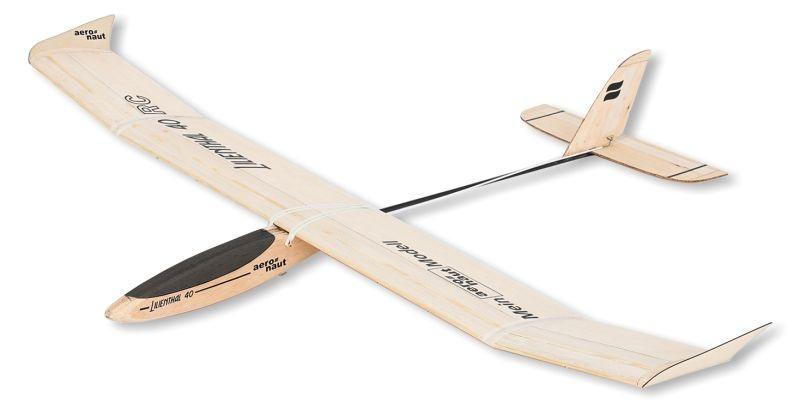 Lilienthal 40 RC 1190mm Balsa Freiflugmodell