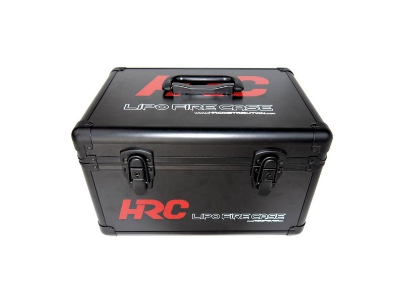 LiPo Aufbewahrungskoffer - Fire Case - 350x250x210mm