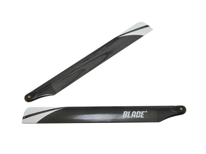 Blade Hauptrotorblätter, Carbon: 270 CFX